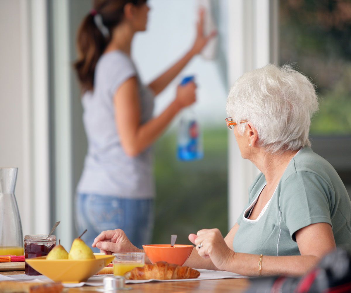 Family Bridges provides 24 hour home care in Cincinnati.
