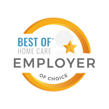 Family Bridges Home Care receives Employer Of Choice award!