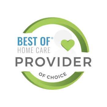 Family Bridges Home Care receives Provider Of Choice award!