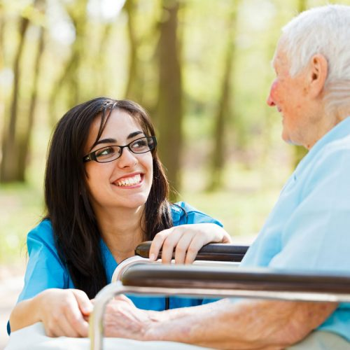 Family Bridges provides respite home care services.