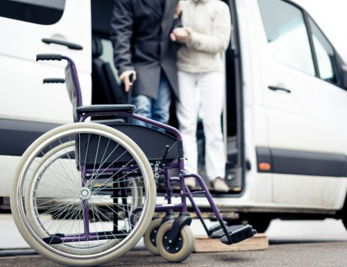 Family Bridges home care offers transportation services.